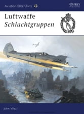 Luftwaffe Schlachtgruppen ebook by John Weal