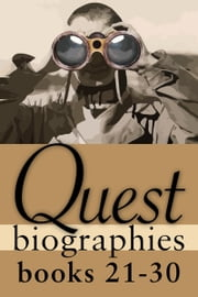 Quest Biographies Bundle — Books 21–30 - Louis Riel / James Wilson Morrice / Vilhjalmur Stefansson / Robertson Davies / James Douglas / William C. Van Horne / George Simpson / Tom Thomson / Simon Girty / Mary Pickford ebook by Julie H. Ferguson,Tom Henighan,Nicholas Maes,Wayne Larsen,Sharon Stewart,Valerie Knowles,D.T. Lahey,Edward Butts,Peggy Dymond Leavey