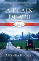 A Plain Death ebook by Amanda Flower