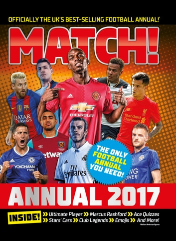 Match Annual 2017 ebook by Match