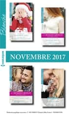 8 romans Blanche + 2 gratuits (nº1338 à 134 - Novembre 2017) ebook by Collectif