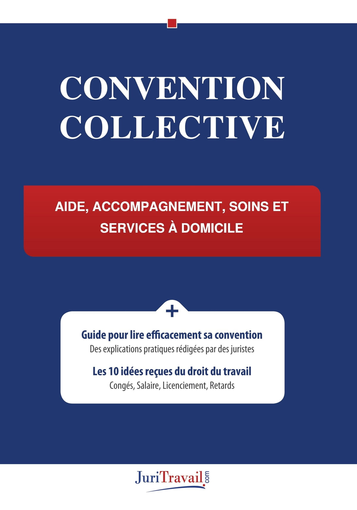 Convention Collective - Aide, accompagnement, soins et services à domicile  eBook by Juritravail - Rakuten Kobo