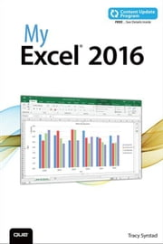 My Excel 2016 (includes Content Update Program) ebook by Syrstad, Tracy