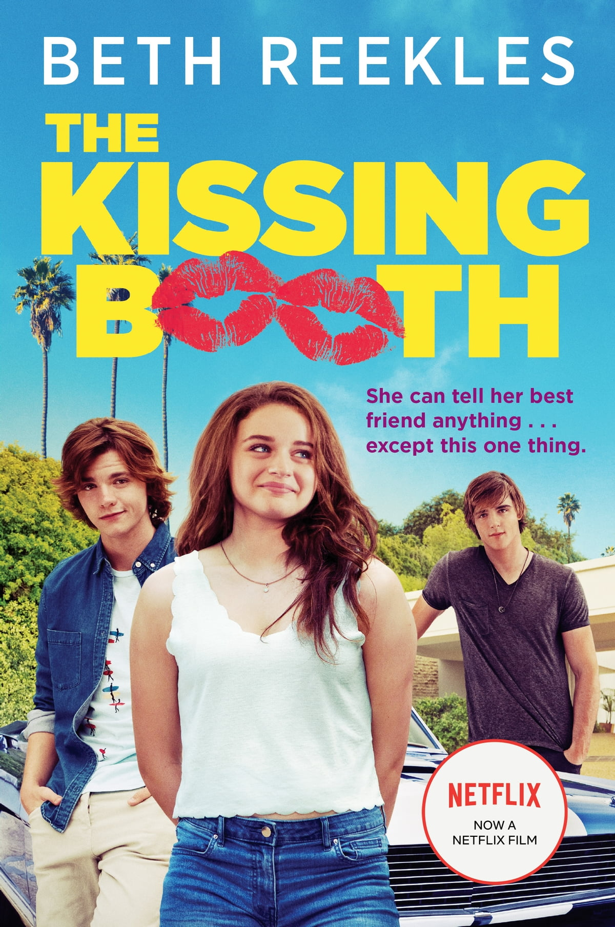 The Kissing Booth eBook by Beth Reekles - 9780385378673 | Rakuten Kobo  United States