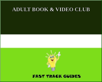 ADULT BOOK & VIDEO CLUB ebook by Alexey
