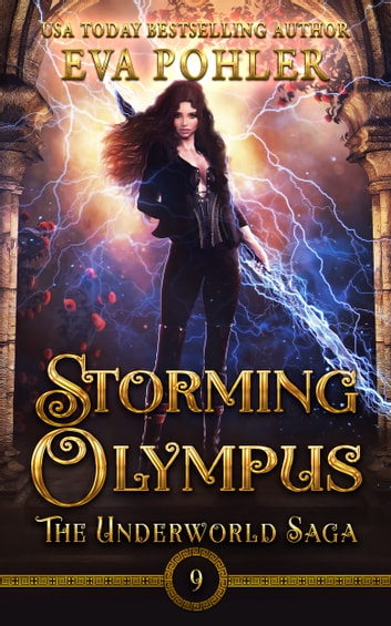 Storming Olympus ebook by Eva Pohler