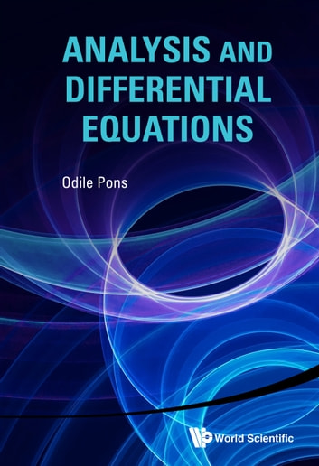 Analysis and differential equations ebook by odile pons analysis and differential equations ebook by odile pons fandeluxe Images