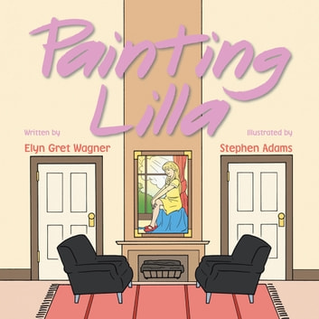 Painting Lilla ebook by Elyn Gret Wagner