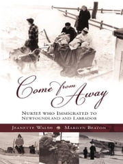 Come From Away ebook by Jeanette Walsh