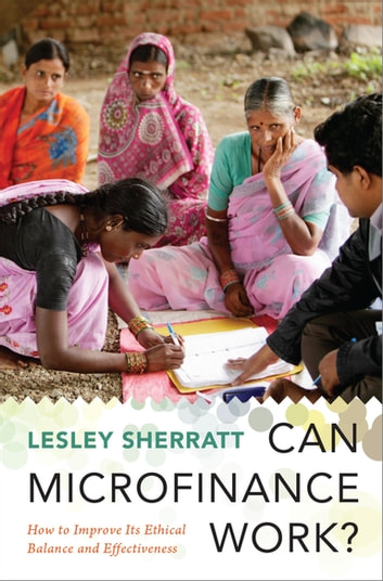 Can Microfinance Work? - How to Improve Its Ethical Balance and Effectiveness ebook by Lesley Sherratt