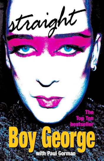 Straight ebook by Boy George