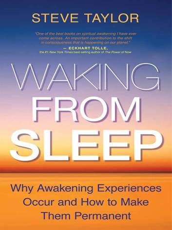 Waking From Sleep ebook by Steve Taylor