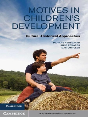 Motives in Children's Development - Cultural-Historical Approaches ebook by