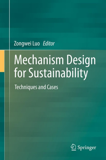 Mechanism Design Book