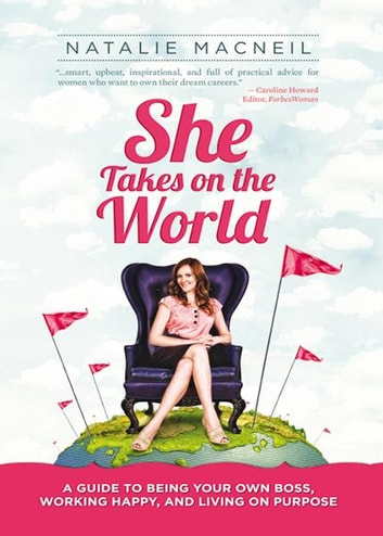 She Takes on the World 電子書 by Natalie MacNeil
