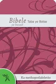Bibele Taba ye Botse ya basadi Ka methopotlaleletšo (2000 Translation) - Sepedi Bible ebook by Bible Society of South Africa