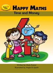 Happy Maths 4 - Time and Money ebook by Mala Kumar