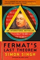 Fermat's Last Theorem ebook by Simon Singh