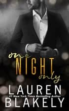 One Night Only ebook by