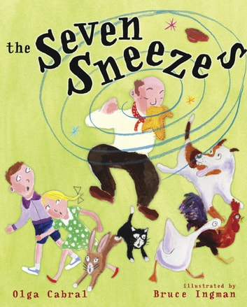 The Seven Sneezes ebook by Golden Books
