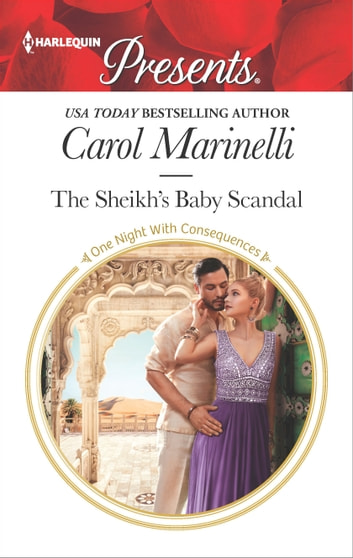 The Sheikh's Baby Scandal ekitaplar by Carol Marinelli