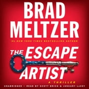 The Escape Artist audiobook by Brad Meltzer