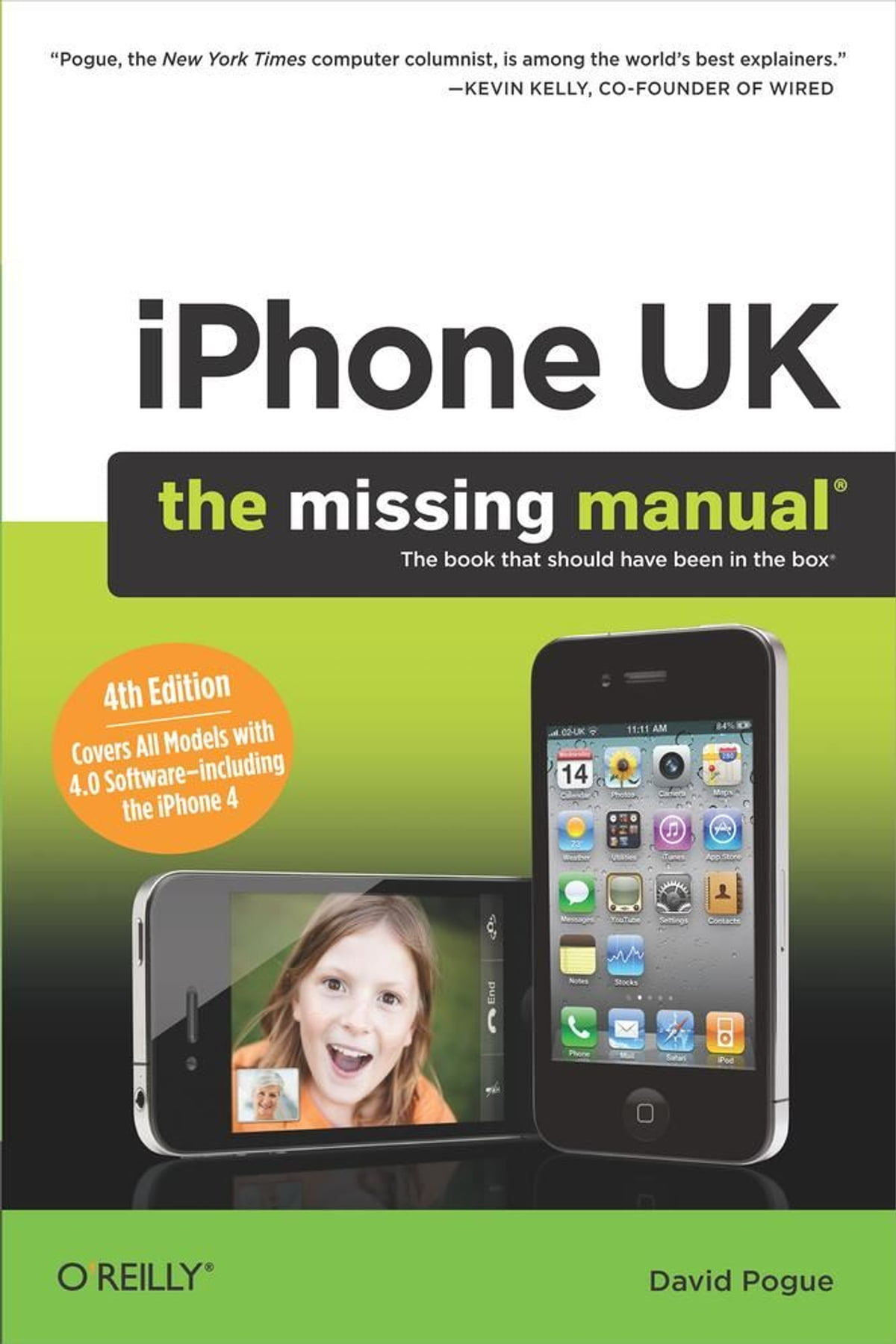 iPhone UK: The Missing Manual eBook de David Pogue - 9781449397715 |  Rakuten Kobo