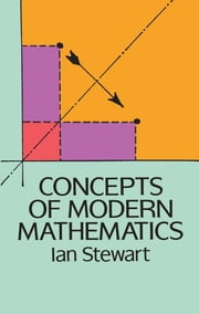Concepts of Modern Mathematics ebook by Ian Stewart