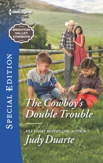 The Cowboy's Double Trouble ebook by Judy Duarte