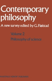 La philosophie contemporaine / Contemporary philosophy - Chroniques nouvelles / A new survey ebook by Guttorm Fløistad