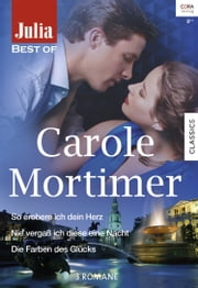 Julia Best of Band 190 ebook by Carole Mortimer
