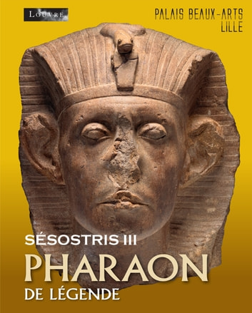 Sésostris 3 - Pharaon de légende ebook by Palais des Beaux Arts, Lille