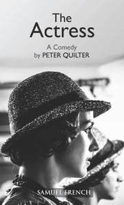 The Actress ebook by Peter Quilter