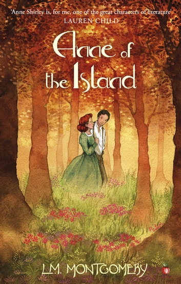 Anne of the Island ebook by L. M. Montgomery