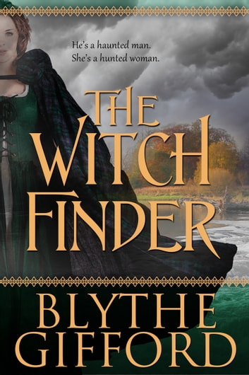 The Witch Finder ebook by Blythe Gifford