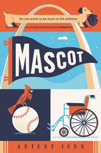 Mascot ebook by Antony John