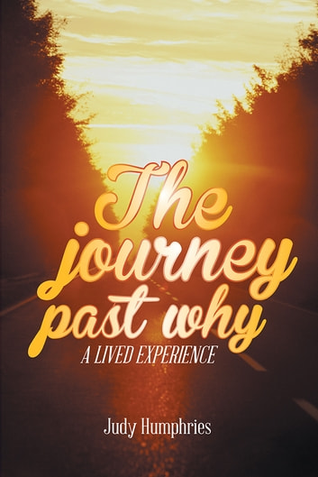 The Journey Past Why - A Lived Experience ebook by Judy Humphries