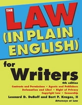 Law (In Plain English)® for Writers ebook by Leonard D. DuBoff,Bert Krages, II