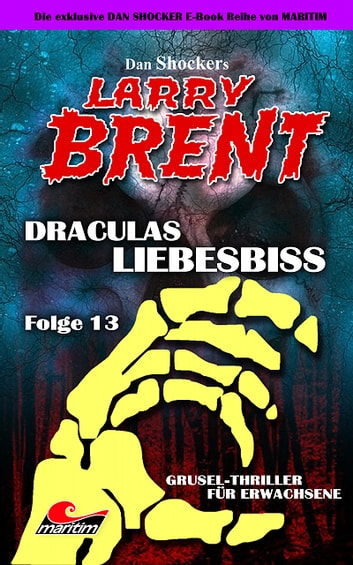 Dan Shocker's LARRY BRENT 13 ebook by Dan Shocker