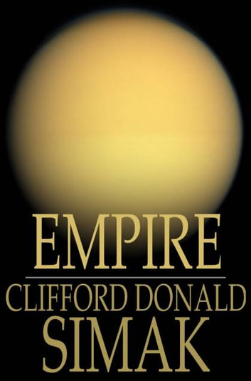 Empire ebook by Clifford Donald Simak
