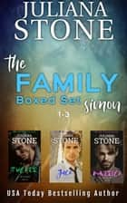 The Family Simon Boxed Set (Books 1-3) ebook by
