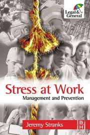 Stress at Work ebook by Jeremy Stranks