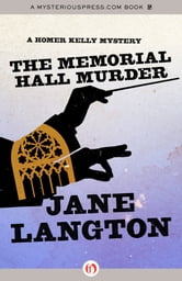 The Memorial Hall Murder ebook by Jane Langton