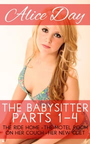 The Babysitter ebook by Alice Day