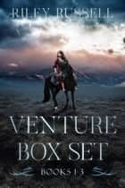 VENTURE Box Set: Books 1-3 ebook by