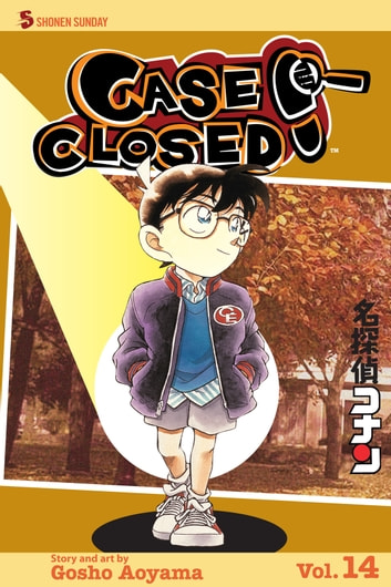 Case Closed, Vol. 14 - The Magical Suicide ebook by Gosho Aoyama