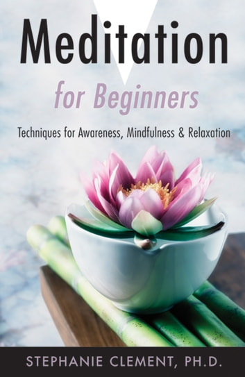 Meditation for Beginners - Techniques for Awareness, Mindfulness & Relaxation ebook by Stephanie Clement