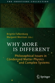 Why More Is Different - Philosophical Issues in Condensed Matter Physics and Complex Systems ebook by Brigitte Falkenburg,Margaret Morrison