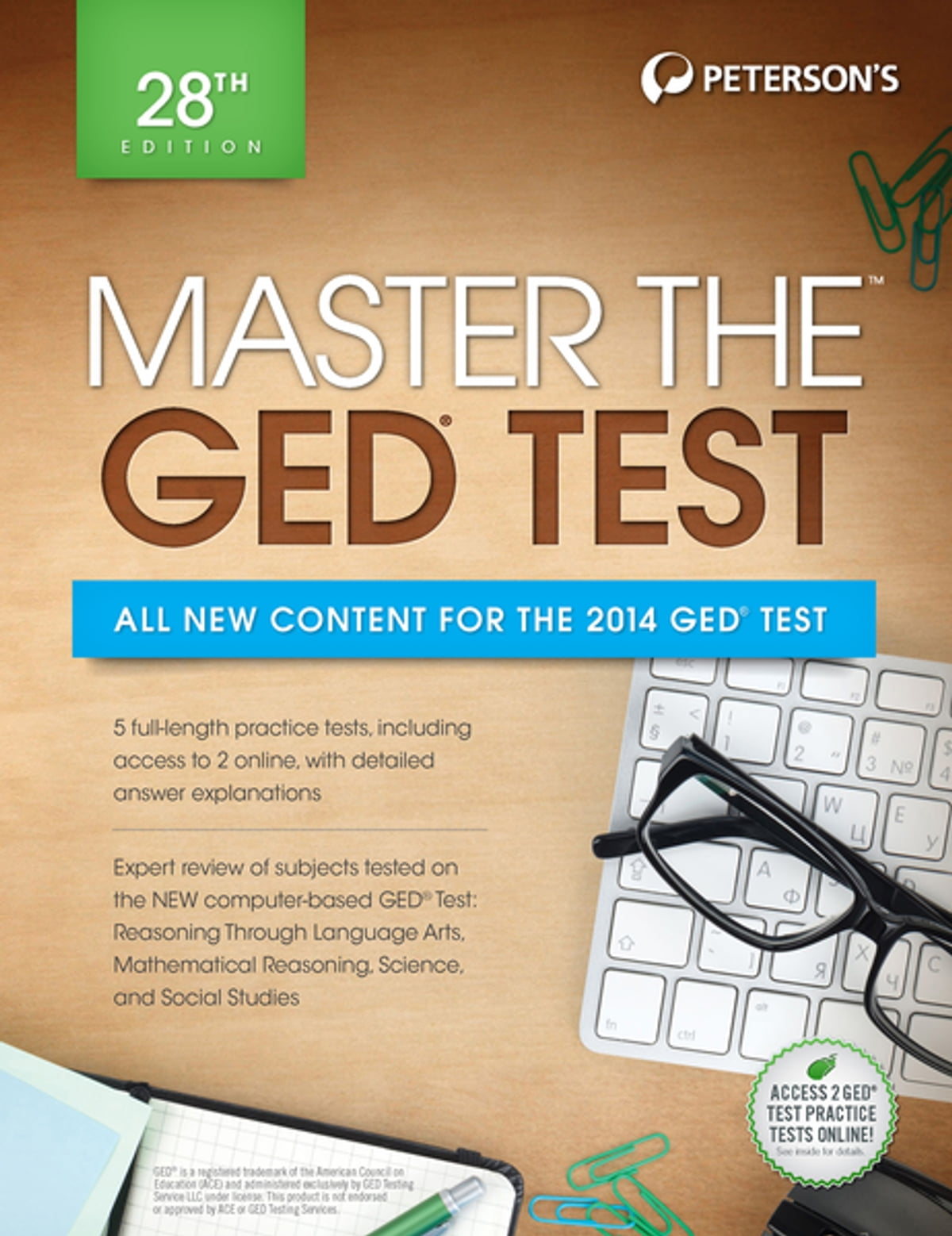 Master the GED Test, 28th Edition eBook by Peterson's - 9780768938883 |  Rakuten Kobo