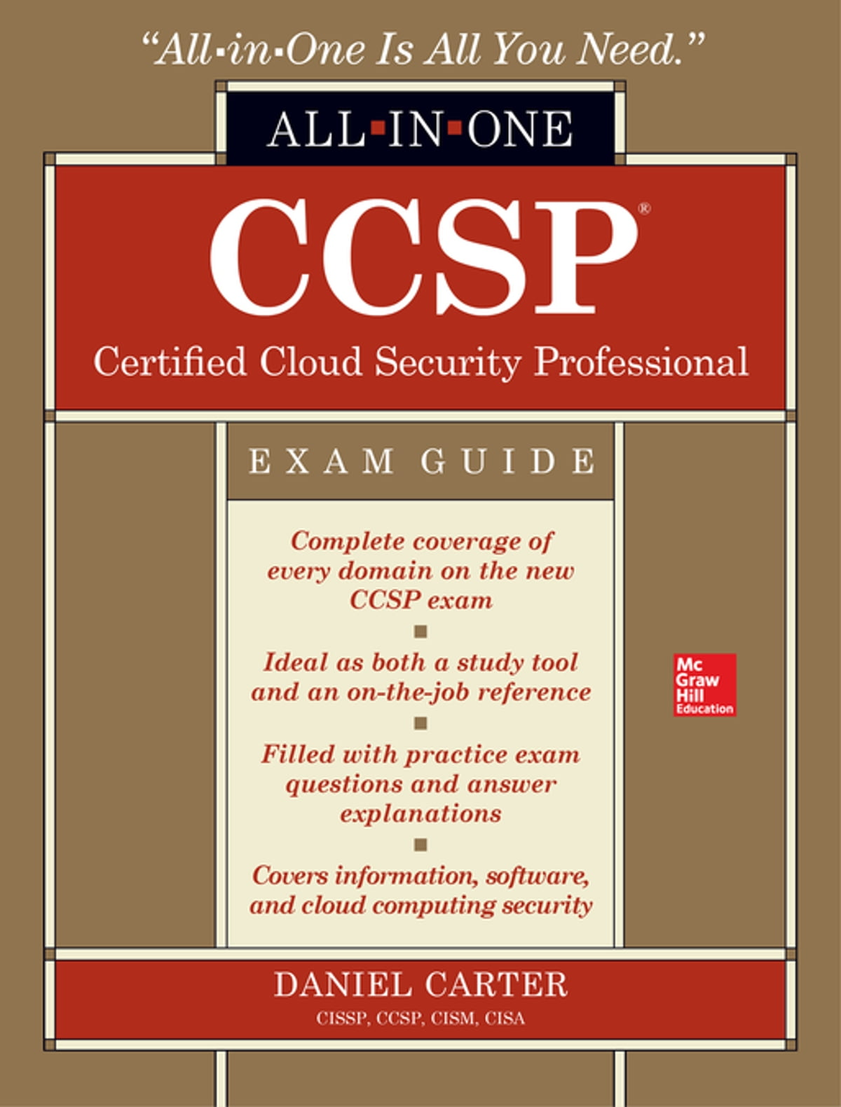 Ccsp Certified Cloud Security Professional All In One Exam Guide